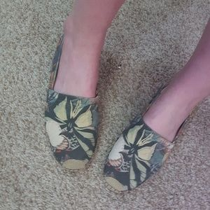 VALENTINO Butterfly Espadrilles Size 39